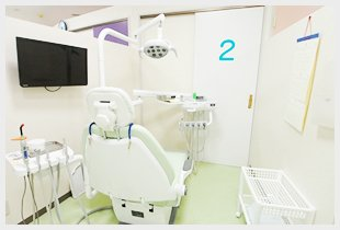杉戸サン歯科医院 入り口